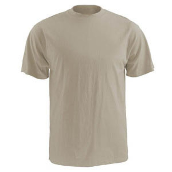 Air Force Other - Air Force ABU sand t-shirt - size XL